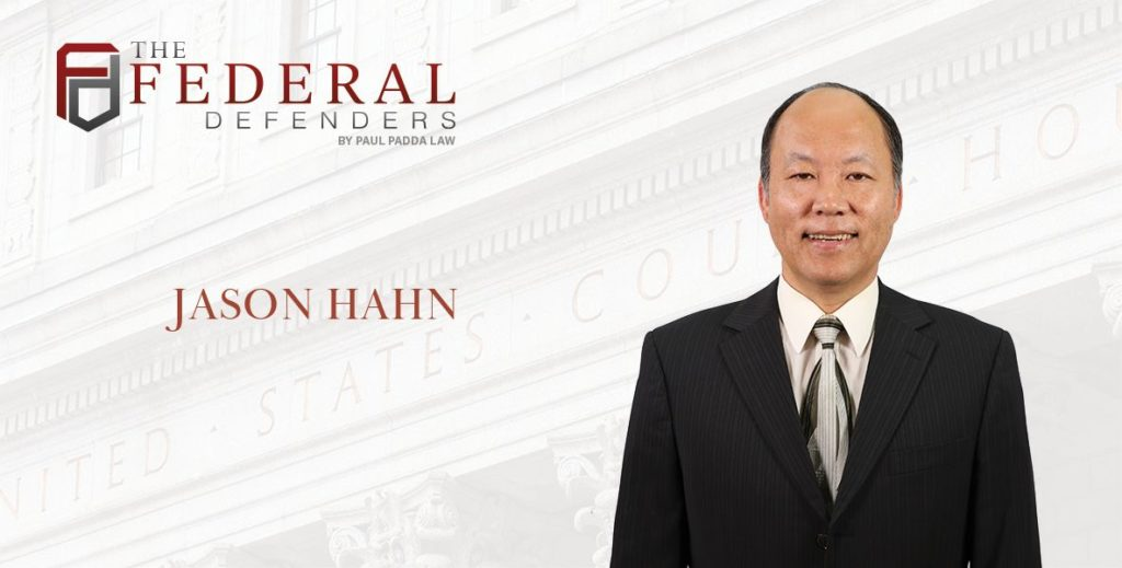 Jason Hahn Private Investigator with The Federal Defenders